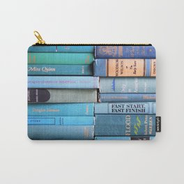 Shades of the Sea Carry-All Pouch