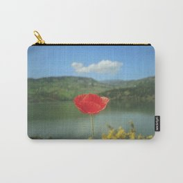 Flower Photography by Aziz Acharki Carry-All Pouch