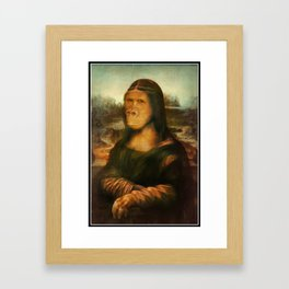 Mona Rilla Framed Art Print
