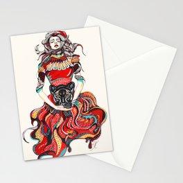 heR-evolution Stationery Cards