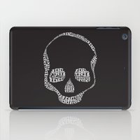 rebel iPad Cases featuring Rebel by Estaschia Cossadianos