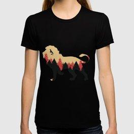 Lion Africa Safari Nature T-shirt