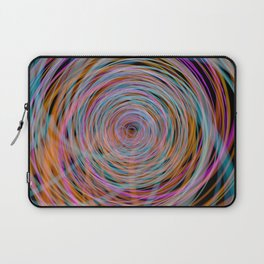 Down the Barrel  Laptop Sleeve