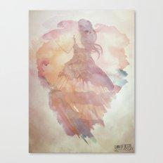 Dawn Of Desire Canvas Print