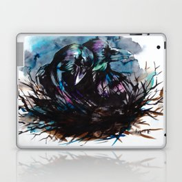 Two Ravens Laptop & iPad Skin