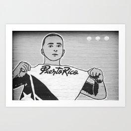 San Juan Shutter Art Print