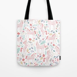 Unicorn Fields Tote Bag
