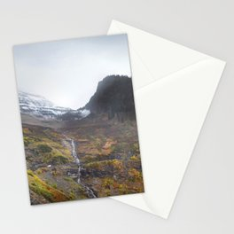 Going to the Sun Road Stationery Cards