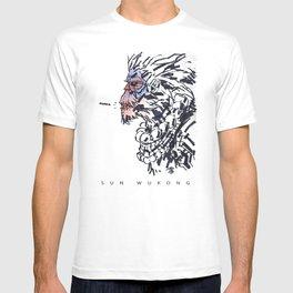 Sun Wukong the Monkey King T-shirt