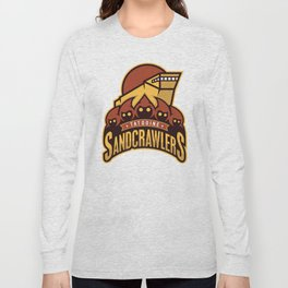 Tatooine SandCrawlers Long Sleeve T-shirt