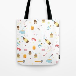 Sleeping tools Tote Bag