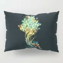 ElectriciTree Pillow Sham