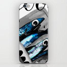 Sardinen iPhone Skin