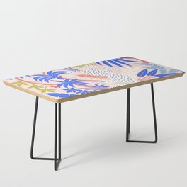 Rainforest Leopard Coffee Table