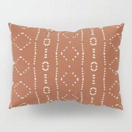 Africa terracotta fall season Pillow Sham
