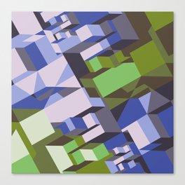 Luisse Pattern Canvas Print