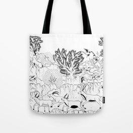 Selvagens  Tote Bag