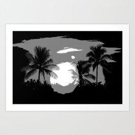 Tropical Darkroom #443 Art Print