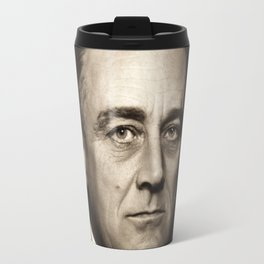 Franklin D. Roosevelt, about 1932 Travel Mug
