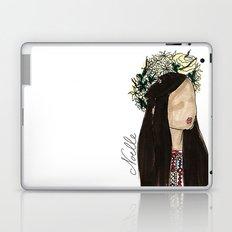 Crown of Roses Laptop & iPad Skin