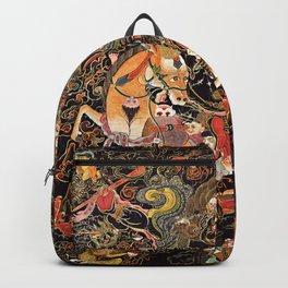 Buddhist Protector Shri Devi Magzor Gyalmo Backpack