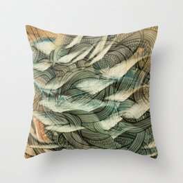 Mulliltu Throw Pillow