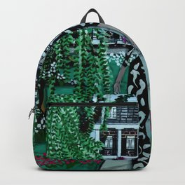 Welcome To The Manor Backpack