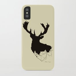 Oh My Deer iPhone Case
