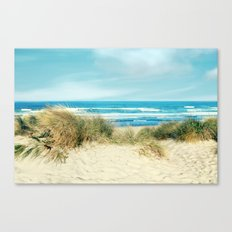 Dune view Canvas Print