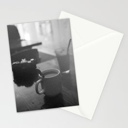 Film+Coffee Stationery Cards