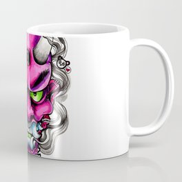 Mean Mega Mike Coffee Mug