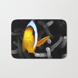 Colouful Clownfish Bath Mat