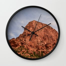 Kolob Canyons Zion Wall Clock