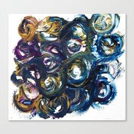 Royal Whirlpool Canvas Print