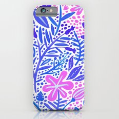 Garden – Indigo Palette iPhone 6s Slim Case
