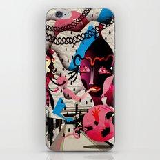 Ugly Mountain Detonation II iPhone & iPod Skin
