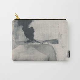 Pissed Off - collage  Carry-All Pouch