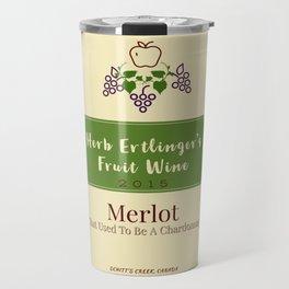 Herb Ertlinger's Fruit Wine Travel Mug