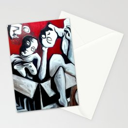 Single Origin Multi Faceted Stationery Cards