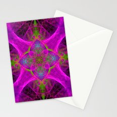 Imaginary Pattern I Stationery Cards