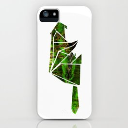 Forest Beaver iPhone Case