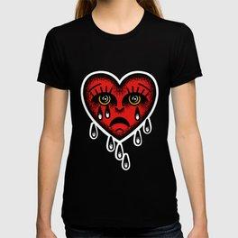 Traditional Sadboy heart T-shirt