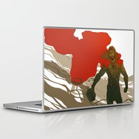 thor Laptop & iPad Skins featuring Thor by Pulvis