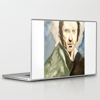 les mis Laptop & iPad Skins featuring Les Mis by Paxelart