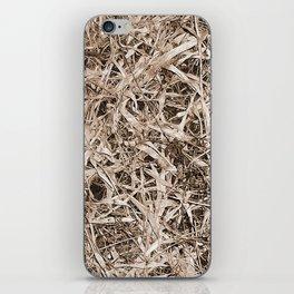 Grass Camo iPhone Skin