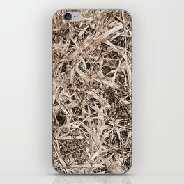 Grass Camo iPhone Skin