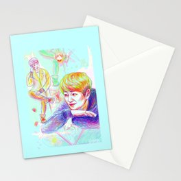 SHINee Onew Stationery Cards