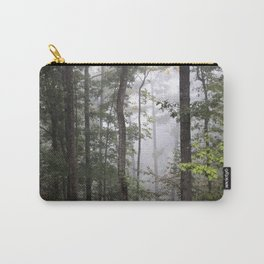 Misty Morning in the Mountains Carry-All Pouch