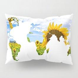 World of Sunflowers Pillow Sham