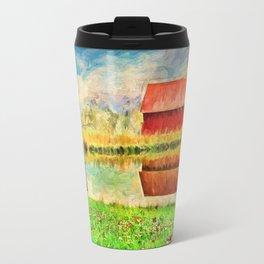 Farm Reflections Travel Mug